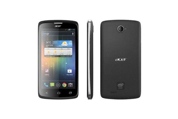 Acerilta uusi Intel-puhelinjulkistus