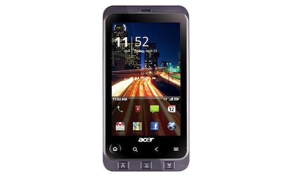 Stream on Acerin uusin Android-puhelin