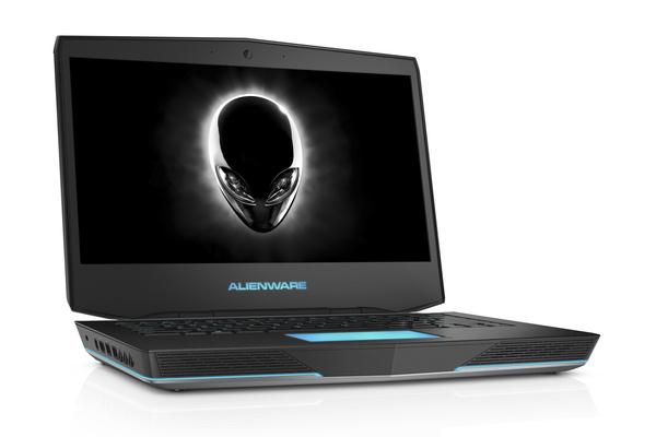Alienware päivitti koko pelikannettavien sarjansa