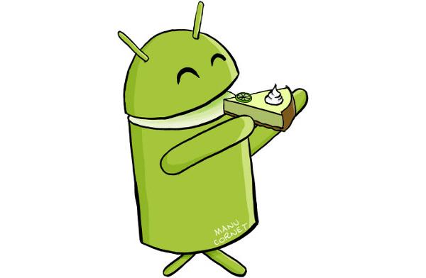 Jelly Bean jää Galaxy S II:n viimeiseksi, Key Lime Pie tulee uudempiin