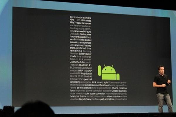 Mitkä puhelimet saavat Android L -päivityksen?