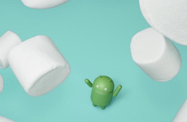 Google aloitti Android Marshmallowin jakelun