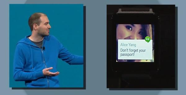 Google kertoi lisää älykelloihin tarkoitetusta Android Wearista
