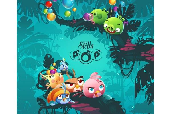 Rovio julkaisi uuden Angry Birds -pelin