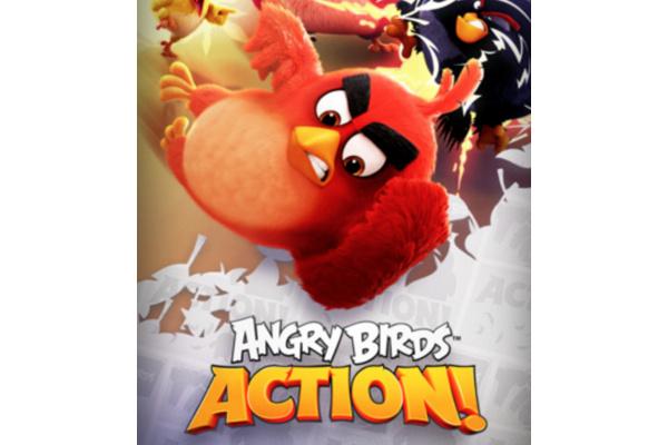 Tällainen on Rovion uusi Angry Birds -peli