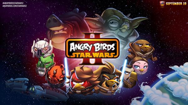 Rovio kiusoittelee uudella Angry Birds -pelillä