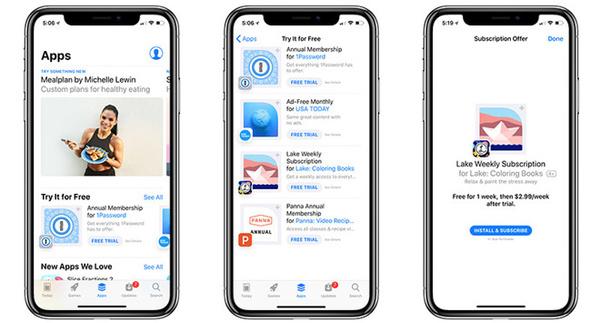 Apple korostaa tilattavia sovelluksia – Pitääkö ohjelmista maksaa tulevaisuudessa jatkuvasti?