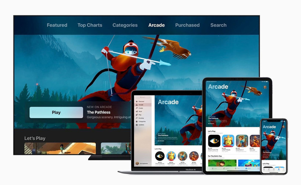 Game subscription service Apple Arcade launches next week for $4.99