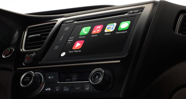 Apple kaappasi lisää autovalmistajia CarPlayn taakse