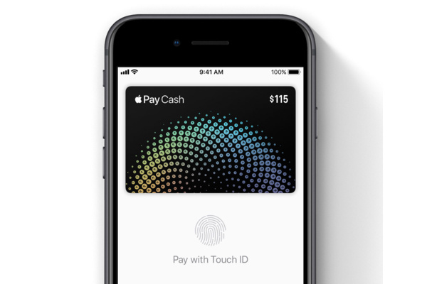 Apple lets first iOS users to send cash to each other with Apple Pay Cash