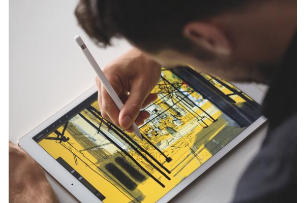 iPad Pro has USB 3.0 connector