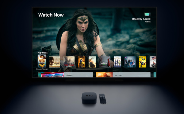 Apple readying a launch of a new Apple TV?