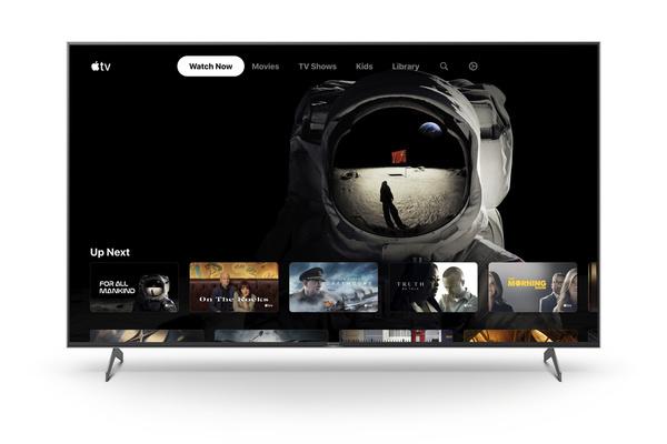 Apple TV -sovellus saapuu Sonyn valikoiduille älytelevisioille