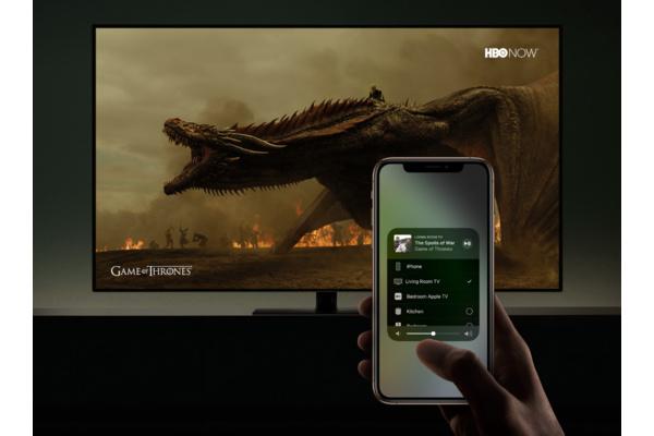 AirPlay-tuki tulee myös Sonyn ja LG:n televisioihin