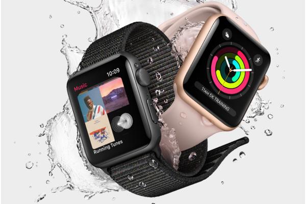 Vihdoinkin – Apple Watchin ulkonäkö uudistuu