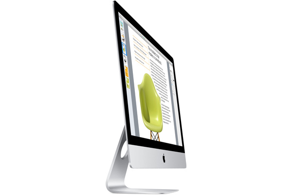Apple julkaisemassa tänä syksynä Retina-näytöllisen iMac-tietokoneen