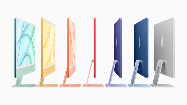 Applen uusi iMac on värikäs ja käyttää M1 -suoritinta