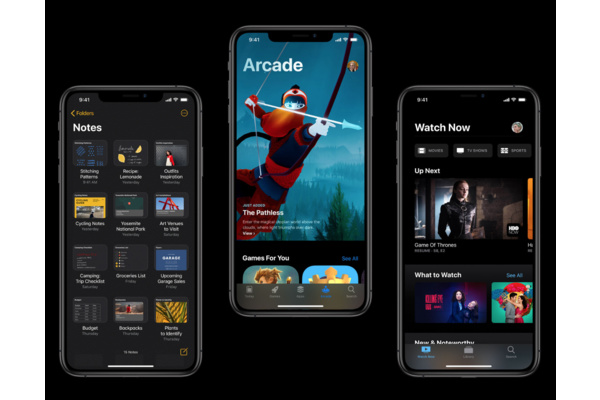 Here's what's new on the freshly announced iOS 13