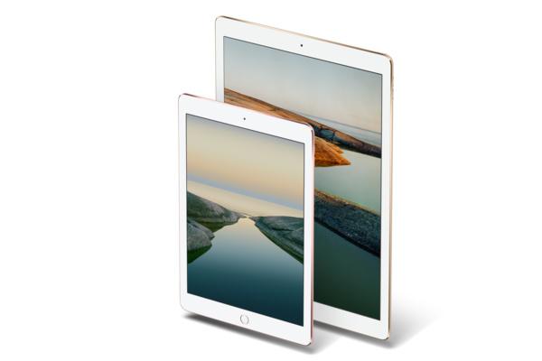 Apple päivitti hiljaisuudessa myös iPadit