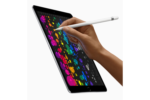 Apple updated the iPad Pro with a bigger and better ProMotion display