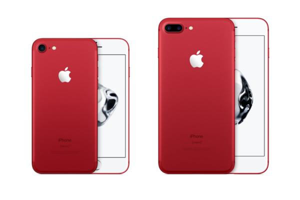 Apple julkaisi uuden iPhonen – Punaisella mallilla tehdään hyväntekeväisyyttä