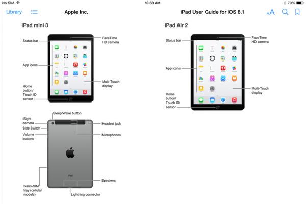 Apple lipsautti uusien iPadien tiedot