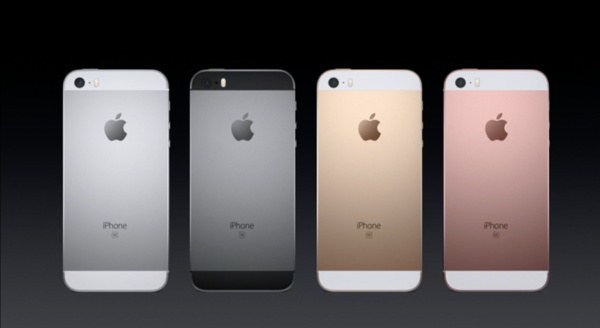 Apple esitteli uuden puhelimen: Tällainen on iPhone SE