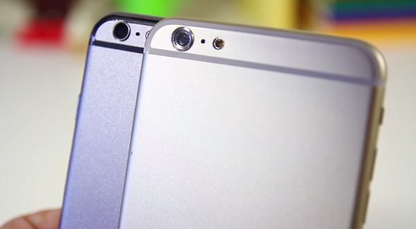 Kuvavuoto: Applen iPhone 6:n tekniset tiedot paljastuivat