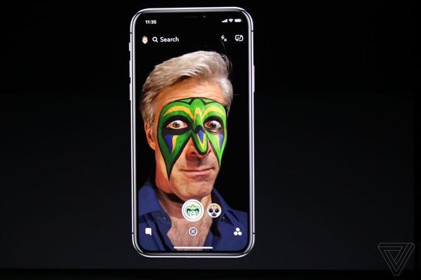 Ostitko tonnin iPhonen? Nyt saat näitä herkkuja Snapchatiin