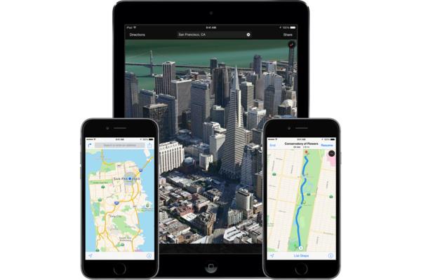 Apple Mapsia parannetaan uudella tavalla – LIDAR-reput kulkevat kaupungilla