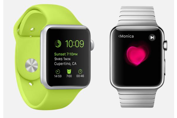 Apple Watchin toimitusajat lipsahtivat kesän puolelle