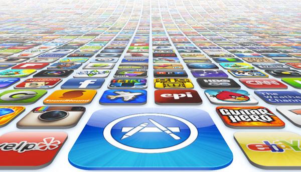 Applen laitteiden omistajat edelleen valmiimpia maksamaan sovelluksista