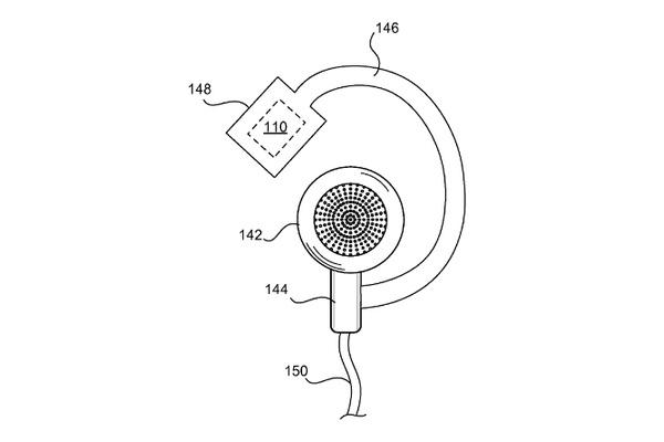 Apple patentoi elintoimintoja valvovat kuulokkeet