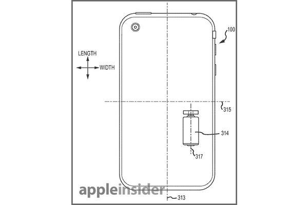 iPhone saattaa pian oppia putoamaan jaloilleen