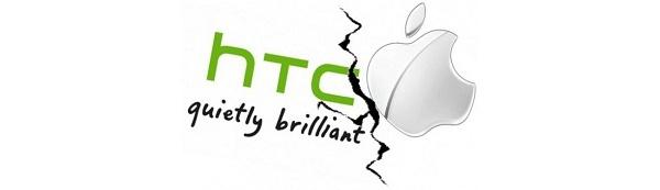 HTC haluaa sopia patenttikiistat Applen kanssa