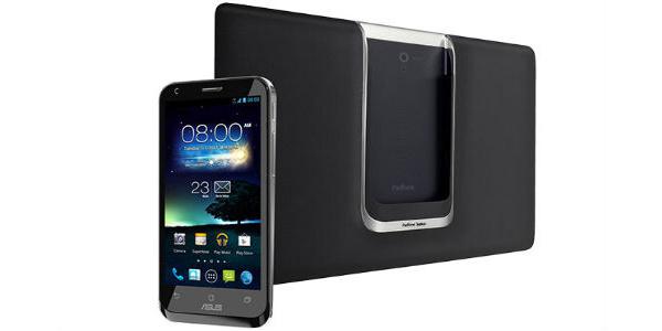 Asus julkaisi PadFone 2:n -- maailman nopein älypuhelin