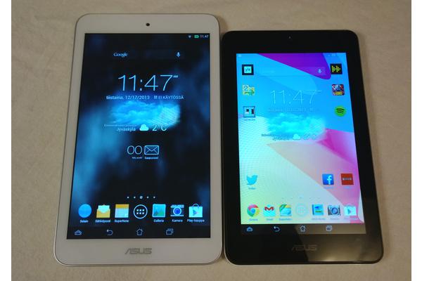 Testissä keskihintainen Asus MeMo Pad 8 -Android-tabletti