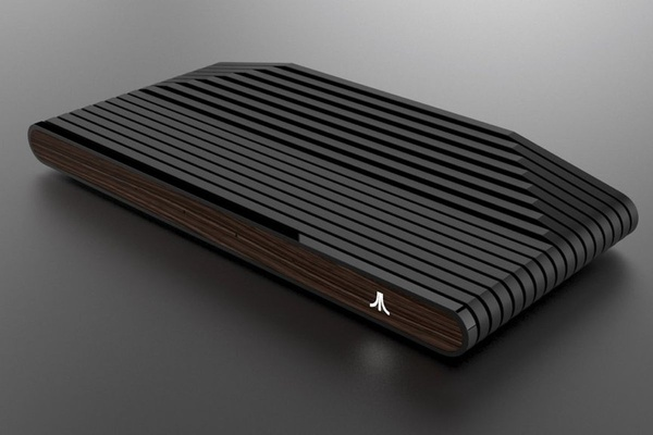 Tältä näyttää uusi Atari-pelikonsoli