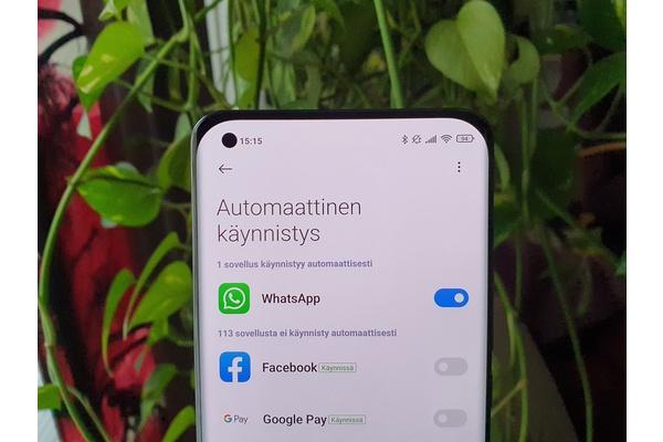 Eikö sovellukset lähetä ilmoituksia Xiaomi-puhelimella? Näin korjaat