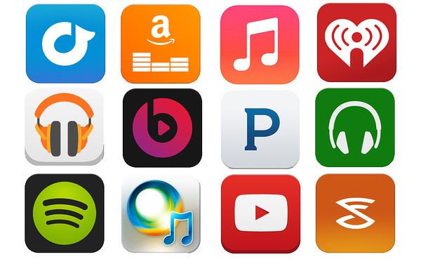 Streaming revenue has surpassed digital download revenue in 2015