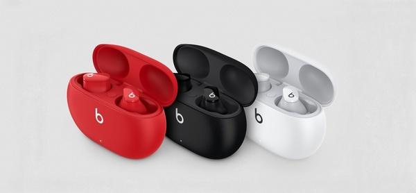 Applelta uudet täysin langattomat Beats Studio Buds -vastamelukuulokkeet