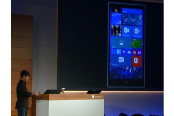 Microsoft paljasti Windows 10:n puhelinversion uudet ominaisuudet