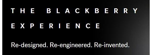 Videolla vielä julkaisematon BlackBerry Z10