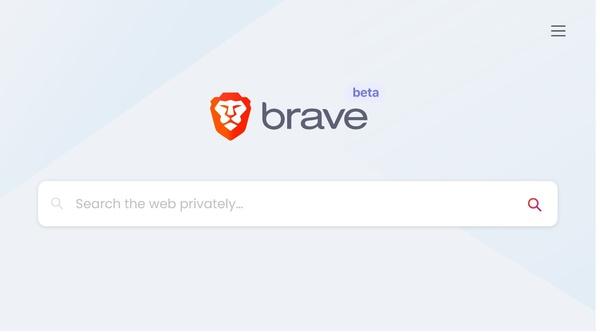 Brave Search -hakukone siirtyi beetavaiheeseen kaikkien käytettäväksi