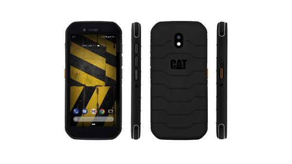 Lujatekoisen Cat S42 -puhelimen myynti on alkanut Suomessa - hinta 249 euroa