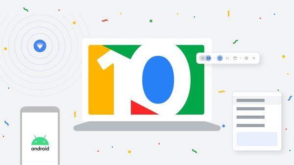 Chrome OS 89 versio julkaistiin: Puhelinhubi-näkymä ja Tote-säilytyspaikka