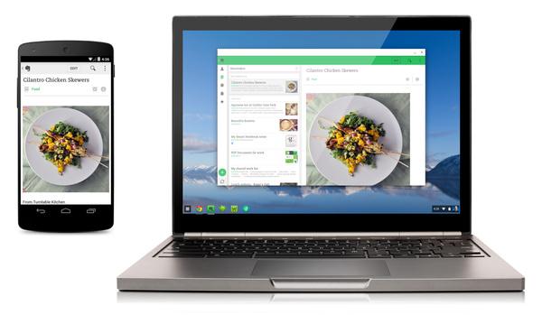 Ensimmäiset Android-sovellukset julkaistu Chromebookeille