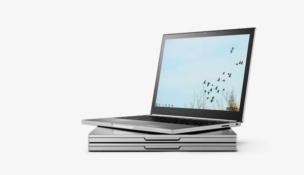 Google esitteli uuden Chromebook Pixel -kannettavan