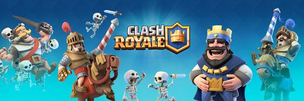 Supercellin kehuttu Clash Royale -peliuutuus julkaistiin myös Androidille
