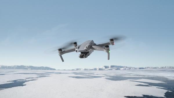DJI julkaisi 1029 euron Air 2S -kuvauskopterin 20 megapikselin kameralla ja paremmilla turvaominaisuuksilla
